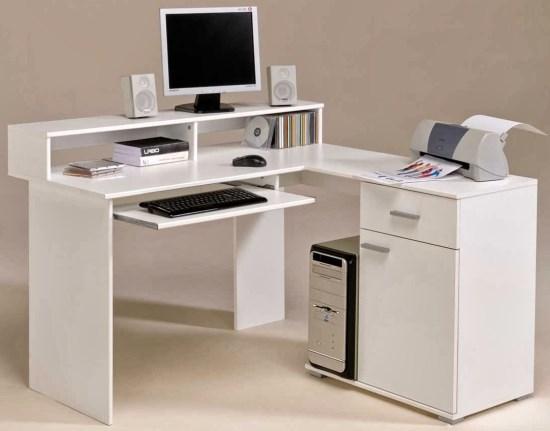 Jenis Meja Komputer Simple untuk Ruang Kerja Anda